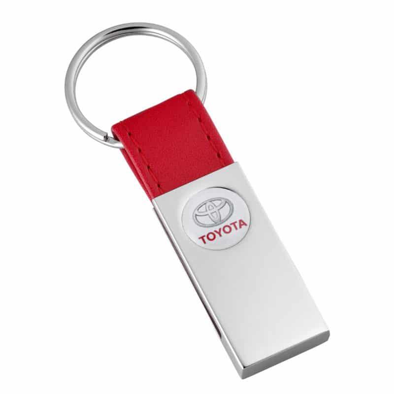 Schlüsselanhänger mit Doming